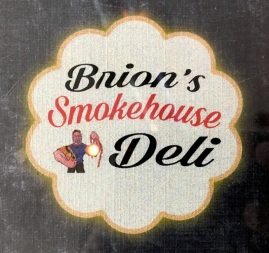 Brion Circle Logo