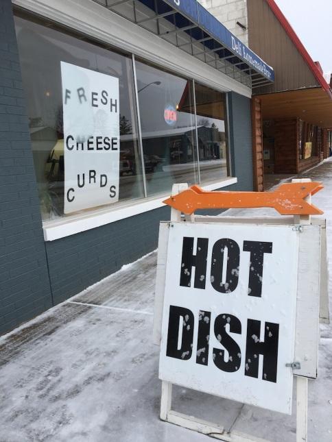 SNOW Hot Dish